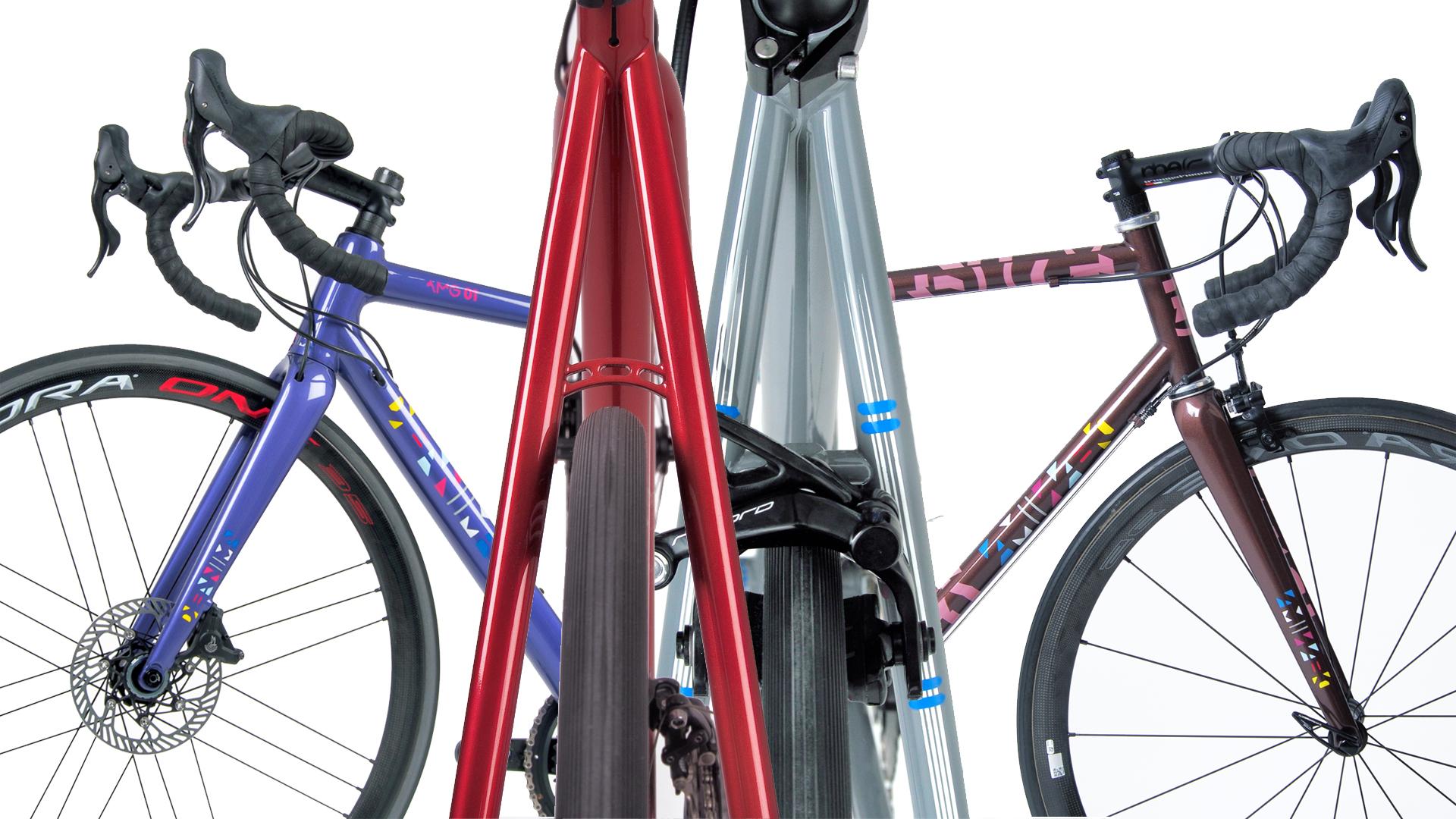 Deanima Bikes Montage