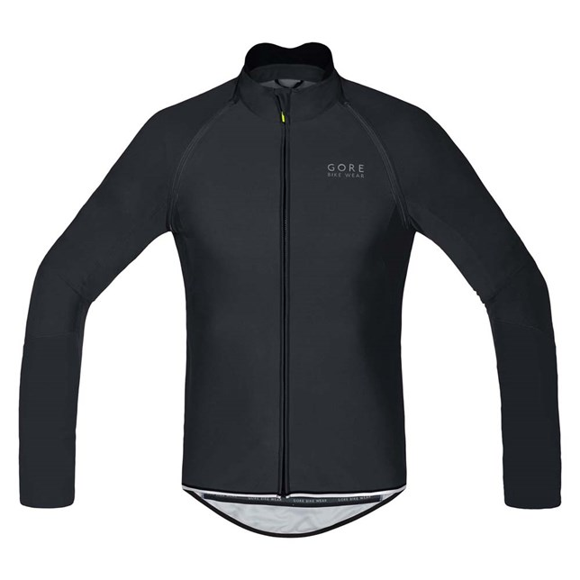 Gore Power WindStopper So Zo Jersey - Black