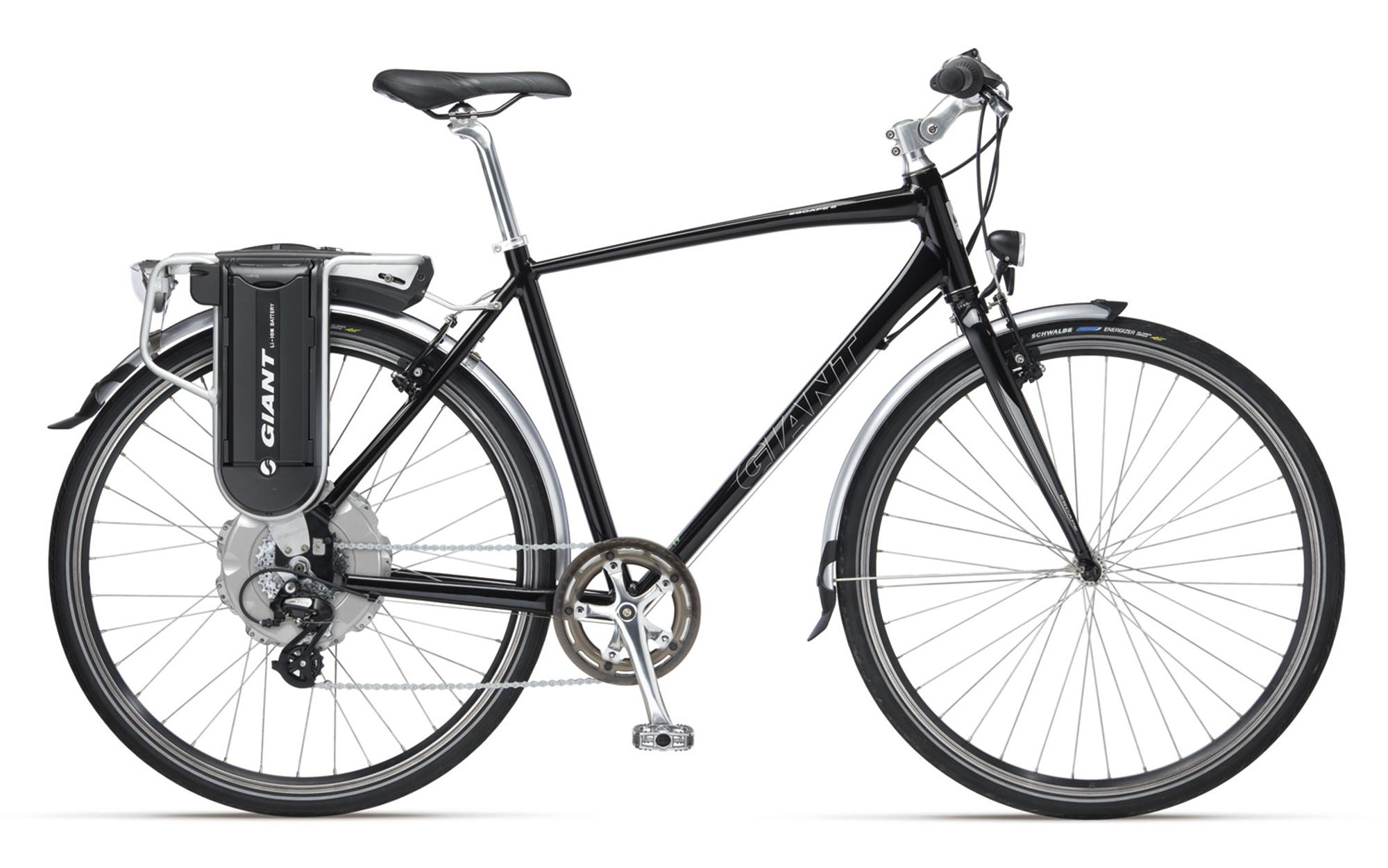 Giant Escape Hybrid 2 Electric Bicycle H2 Gear