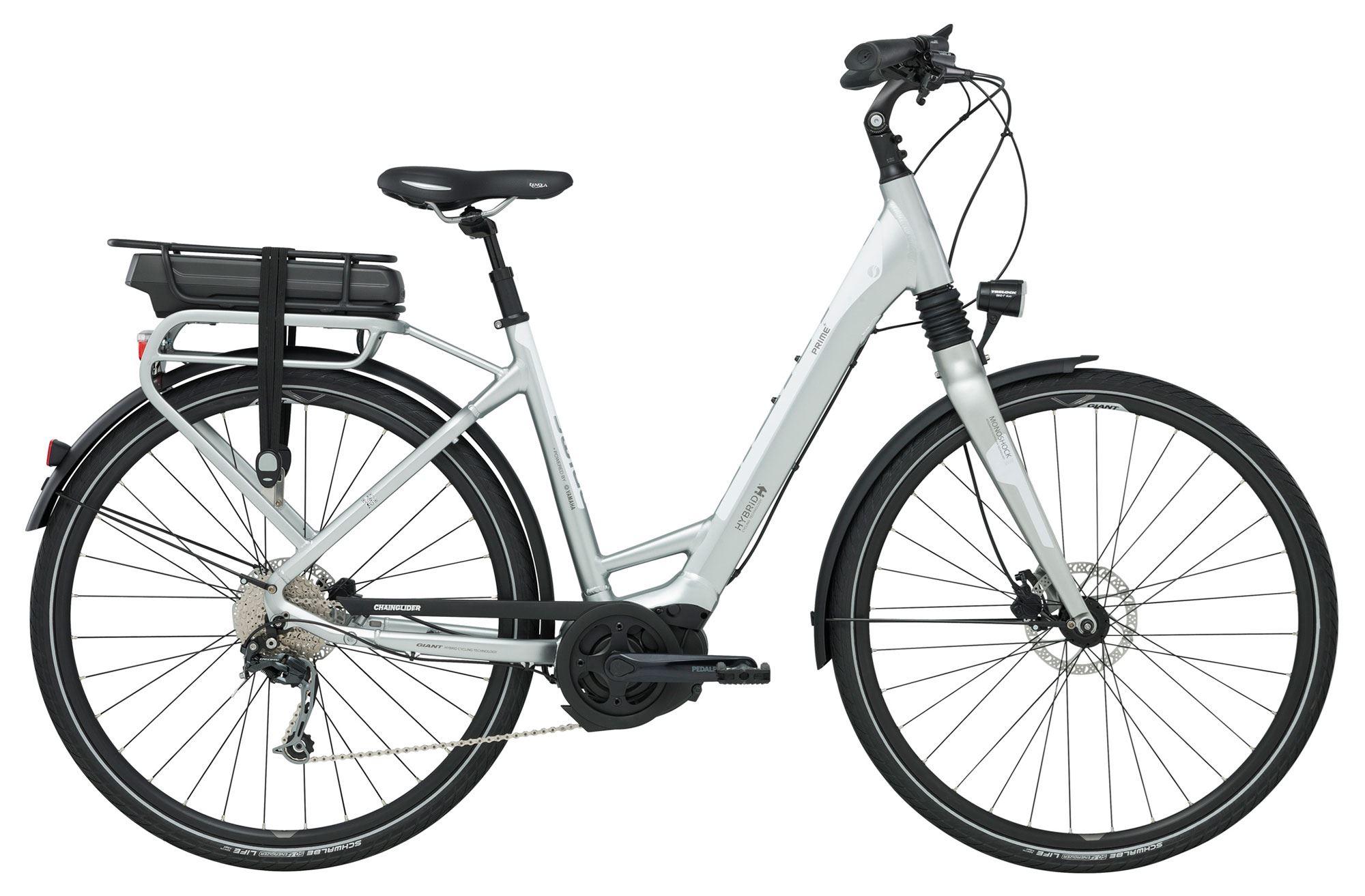 Giant Prime E 3 Ladies Electric Bike - H2 Gear