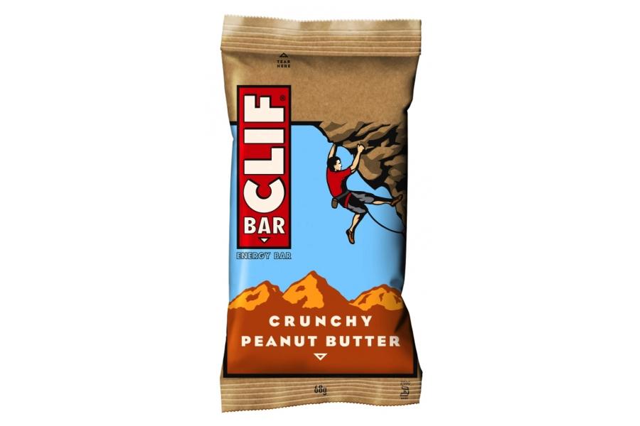 Clif bar peanut butter