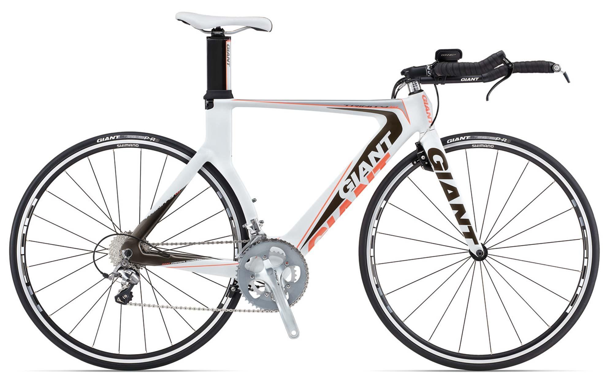 Giant Trinity Composite 2 Womens Carbon Tt Bike H2 Gear