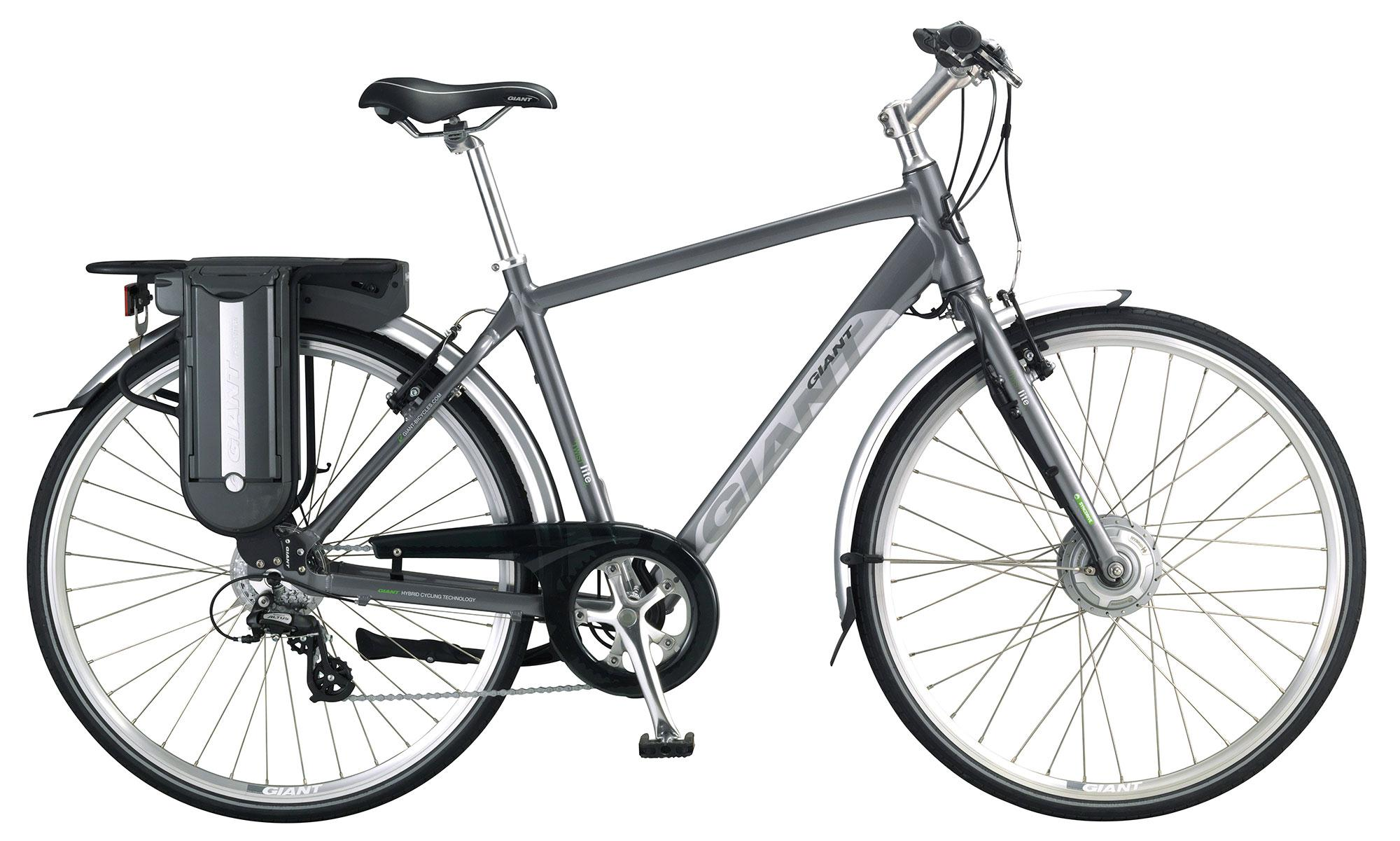 Giant Twist Lite 2 Gents Gk Aluminium Electric Hybrid Bicycle H2