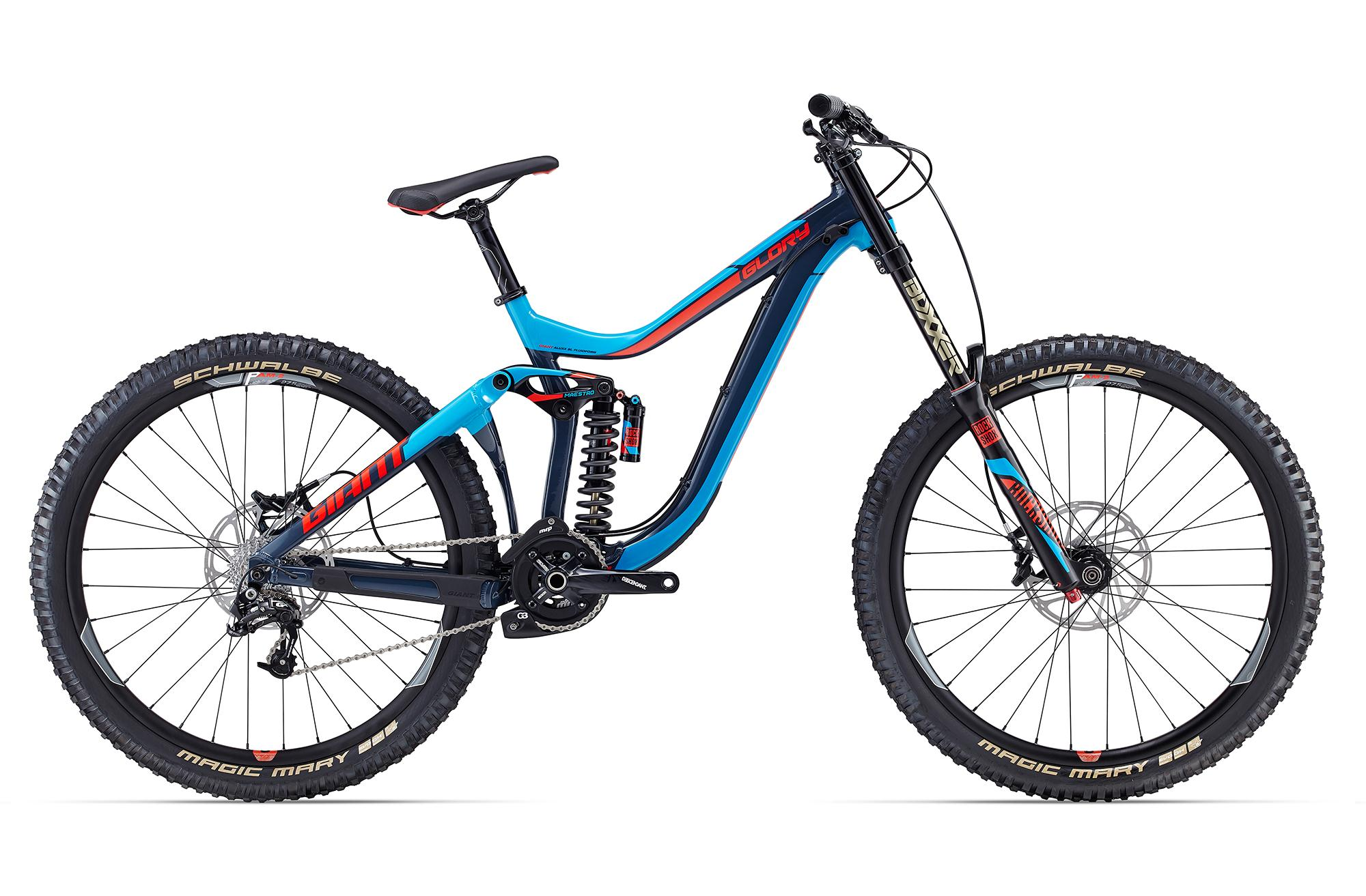 2016 GIANT GLORY ADVANCED 27.5 DOWNHILL MOUNTAIN BIKE - H2 Gear