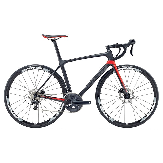 2017 Giant TCR Advanced 2 Disc
