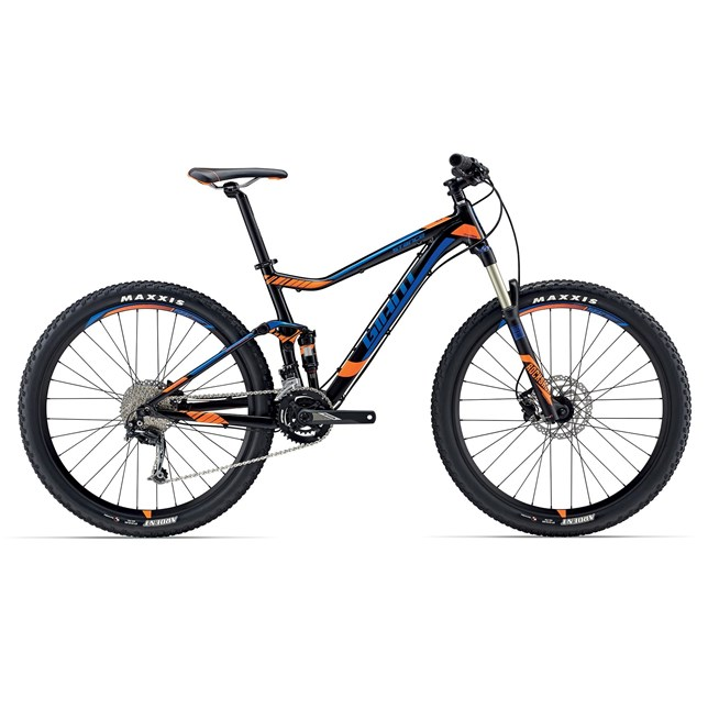 2017 Giant Stance 2 Full-Suspension Mountain Bike