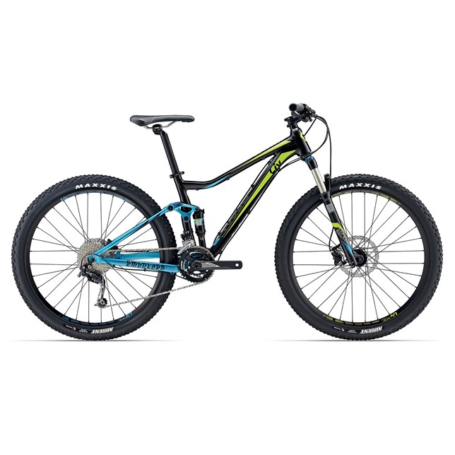 Liv Embolden 2 Full Suspension Mountain Bike