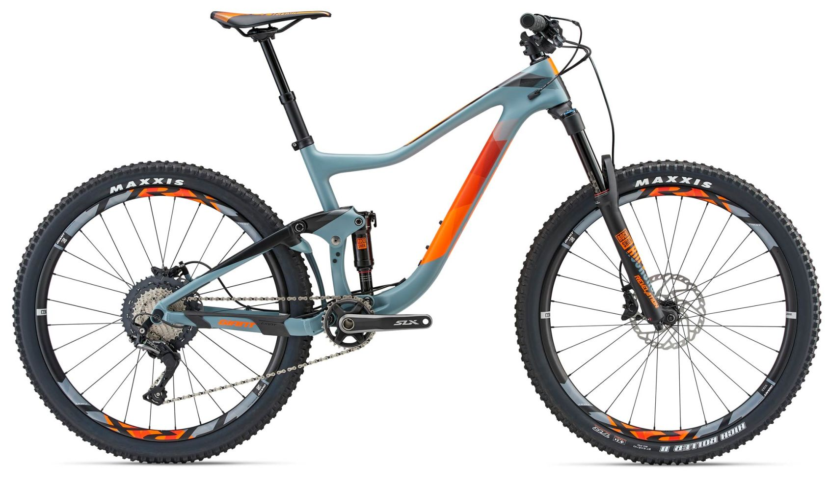 2018 giant trance advanced 2 carbon alu full suspension trail mtb h2 gear. Black Bedroom Furniture Sets. Home Design Ideas