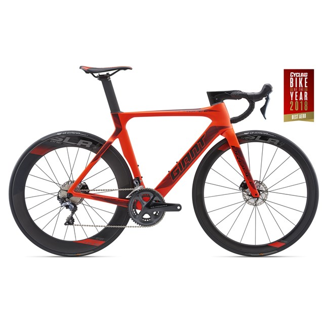 2018 Propel Advanced Disc